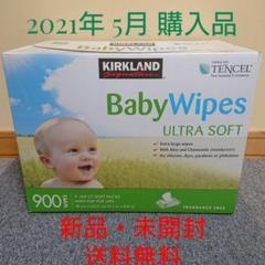 "Thumbnail of ""コストコ ベビーワイプ おしりふき Baby Wipes 100枚×9個"""