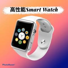 "Thumbnail of ""話題沸騰中 A1 Smart Watch 男女兼用(ユニセックス) 白"""