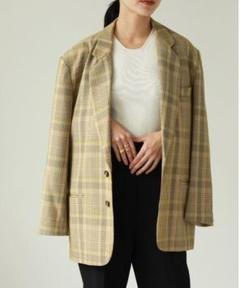 """Thumbnail of """"TODAYFUL  Check Over Jacket"""""""