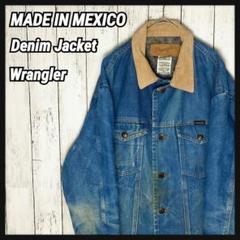 "Thumbnail of ""【MEXICO製】ラングラー デニムジャケット Gジャン 42 XL"""