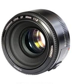 "Thumbnail of ""Canon YONGNUO EF50mm f1.8"""