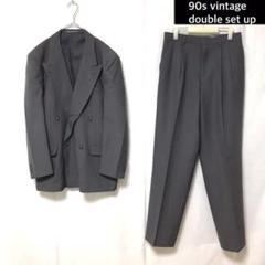 "Thumbnail of ""90s vintage ダブル セットアップ スーツ ラベンダー 青紫 菅田将暉"""