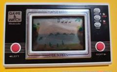 """Thumbnail of """"任天堂 ゲームウォッチ   TURTLE  BRIDGE  タートルブリッジ"""""""