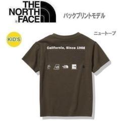 "Thumbnail of ""ザノースフェイス キッズ ヒストリカルロゴTシャツ ニュートープ 130"""