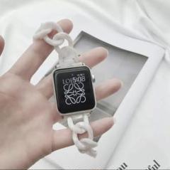 """Thumbnail of """"Apple Watch チェーンベルト38mm/40mm 調節器具付き"""""""