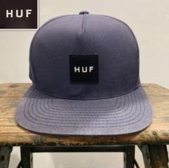 "Thumbnail of ""C HUF ネイビー ロゴCap スナップバック"""