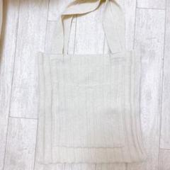 "Thumbnail of ""big knit bag ニットトートバッグ"""