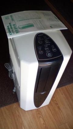"""Thumbnail of """"美品 コロナ 2020年 CDM-10A2 冷風 除湿機  衣類 乾燥 スポット"""""""