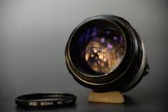 "Thumbnail of ""Nikon ニコン Mikkor-H Auto 85mm f1.8 非Ai"""