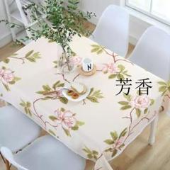 """Thumbnail of """"新しい刺繍食品デスクトップのシンプルな春のレースのテーブルクロスの60*60V"""""""