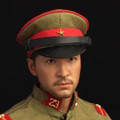 """Thumbnail of """"1/6 大日本帝国陸軍 日本軍 四五式 軍帽"""""""