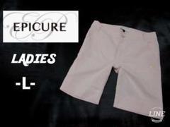 "Thumbnail of ""美品レディースL◇EPICURE GOLF◇ショートパンツ pink"""