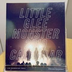 """Thumbnail of """"little glee monster2019カレンダー"""""""