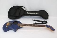"Thumbnail of ""FERNANDES フェルナンデス  ZO-3  ギター  ソフトカバー付き"""