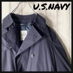 "Thumbnail of ""【美品 USA製 01s】U.S.NAVY 中綿 ライナー トレンチコート"""
