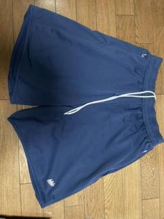 "Thumbnail of ""ballaholic Basic Zip Shorts (navy/white)"""