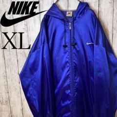 "Thumbnail of ""⭐️ NIKE ナイキ ナイロンジャケット 90sロイヤルブルー XL"""