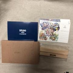 "Thumbnail of ""xflag カレンダー 2021 非売品"""