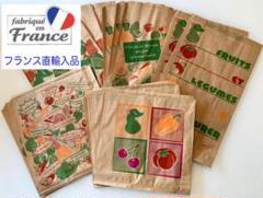 """Thumbnail of """"マルシェ袋・フランス直輸入品 夏野菜や果物のラッピングに Aセット合計25枚"""""""