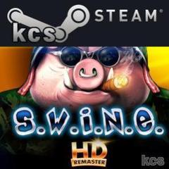 "Thumbnail of ""S.W.I.N.E. HD Remaster Steam版 定価1010円を"""