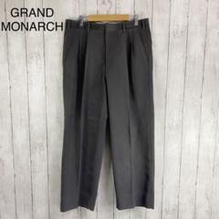 "Thumbnail of ""GRAND MONARCH グランドモナーク ゴルフ ウェア スラックス グレー"""