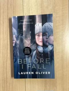 "Thumbnail of ""Before I fall"""