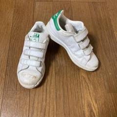 "Thumbnail of ""adidas スタンスミス 18センチ"""