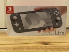 "Thumbnail of ""値下げ❗️新品未使用 任天堂 Nintendo Switch  Liteグレー"""