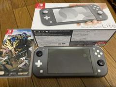 "Thumbnail of ""Nintendo Switch NINTENDO SWITCH LITE グレー"""