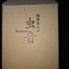"Thumbnail of ""アクアデザイン天野陶器虫入れ 虫音"""