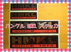 """Thumbnail of """"✴ハンクル HMKL ステッカー  ゴールド シルバー 大、ゴールド、シルバー小"""""""