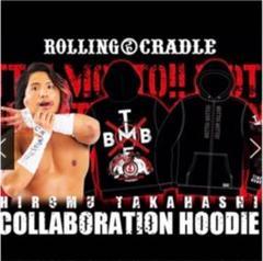 """Thumbnail of """"高橋ヒロム ✖︎ ROLLING CRADLE パーカー サイズL"""""""