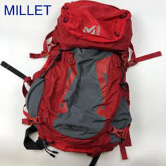"""Thumbnail of """"MILLET リュック バックパック レッド 登山用ザック 2412"""""""