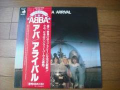 """Thumbnail of """"【ARRIVAL(アライバル)/ABBA(アバ)】帯付きLPレコード"""""""
