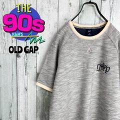 "Thumbnail of ""90's OLD GAP オールドギャップ ワンポイントロゴ 半袖トレーナー"""