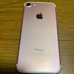 """Thumbnail of """"【最終値下げ】SMフリー iPhone7 128GB ローズゴールド"""""""