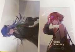 """Thumbnail of """"アークナイツ 幻像黒兎 黒兎航空 Frothy Boundary 特典付き"""""""