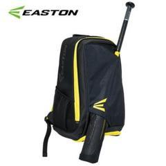 "Thumbnail of ""EASTON(イーストン黄色) 野球用バッグパック バット用収納ポケット付"""
