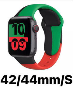 "Thumbnail of ""Apple Watch アップルウォッチ バンド black unity"""
