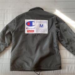 "Thumbnail of ""値下げSupreme×Champion Label Coaches Jacket"""
