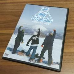 "Thumbnail of ""LET'S GO SNOWBOARD  レッツゴー スノーボード DVD"""
