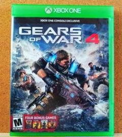 """Thumbnail of """"gears of war4 Xbox one"""""""