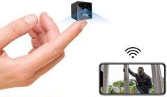 "Thumbnail of ""【新商品】小型カメラ WiFi 4K HD高画質超小型カメラ"""