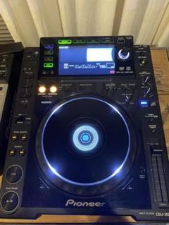 "Thumbnail of ""Pioneer CDJ-2000 ダストカバー付"""