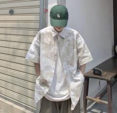 """Thumbnail of """"Tシャツ 柄シャツ 春 カジュアル ベージュ"""""""