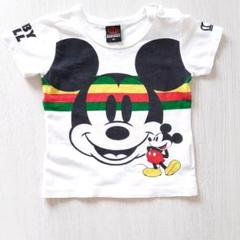 "Thumbnail of ""ラスタカラー Mickey Tシャツ"""