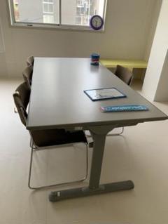 """Thumbnail of """"教室か会議室用折りたたみテーブル"""""""