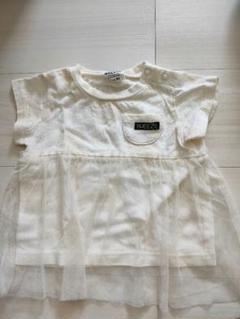 "Thumbnail of ""BREEZE チュール付きTシャツ"""