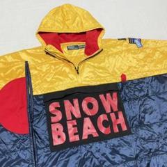 "Thumbnail of ""[中古品/vintagepolo]ポンチョ SNOW BEACH PONCHO"""