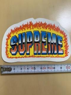 """Thumbnail of """"supreme logo sticker シュプリーム ステッカー"""""""